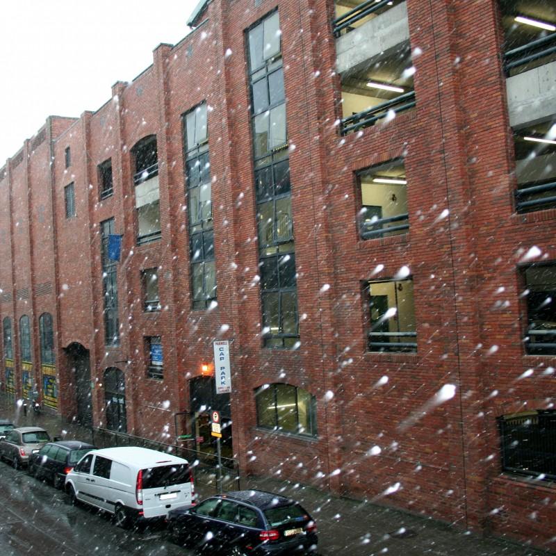 Snow Dublin 1