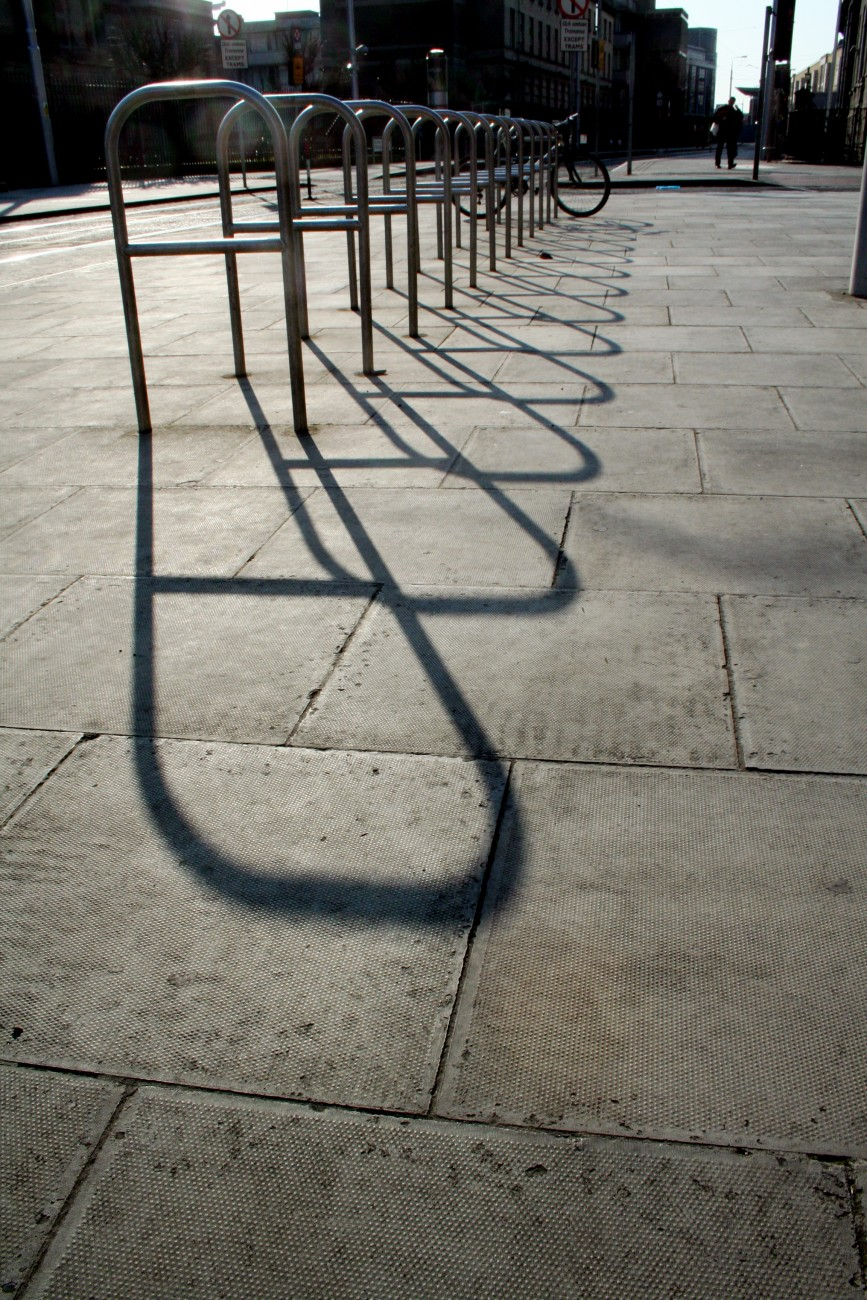 Smithfield bike rack