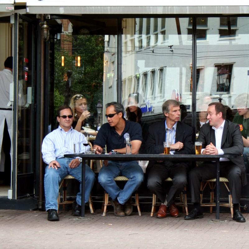 Amsterdam lads