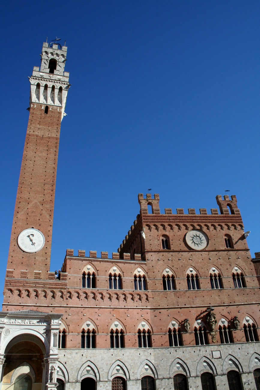 Towers in Tuscany