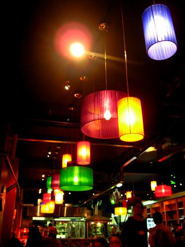 Bon Ga lights