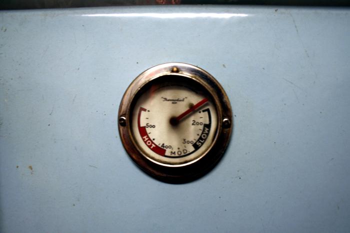 Rayburn thermostat