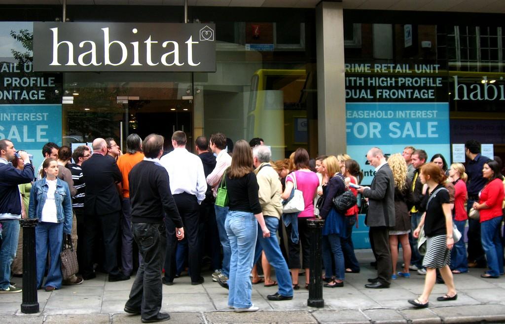 Habitat queue