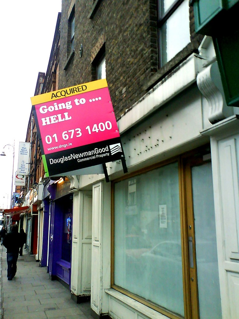 Going to hell, Camden Street