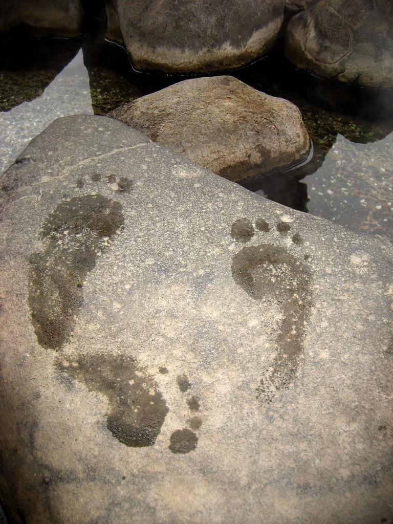 Kinosaki-onsen feet