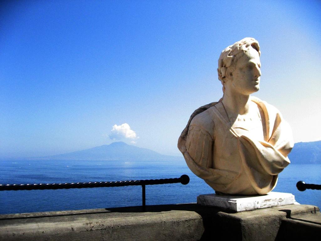 Vesuvius and friend