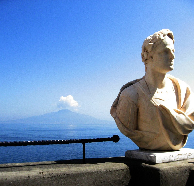Vesuvius and friend