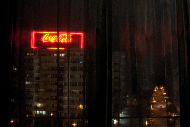 Hotel view Berlin