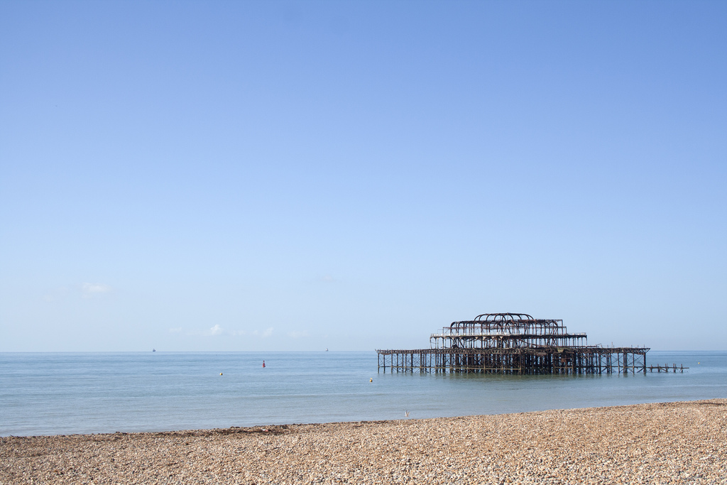 West Pier Brighton