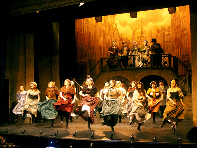 Oliver by Dundalk Musical Society
