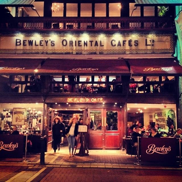 Bewley's Oriental Cafe