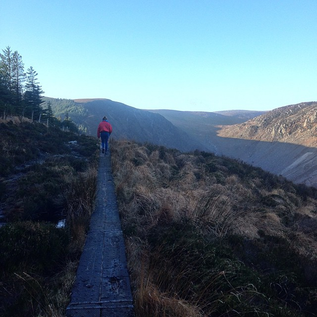 The other doll #blog #glendalough #ireland #igersireland #wicklow #hiking