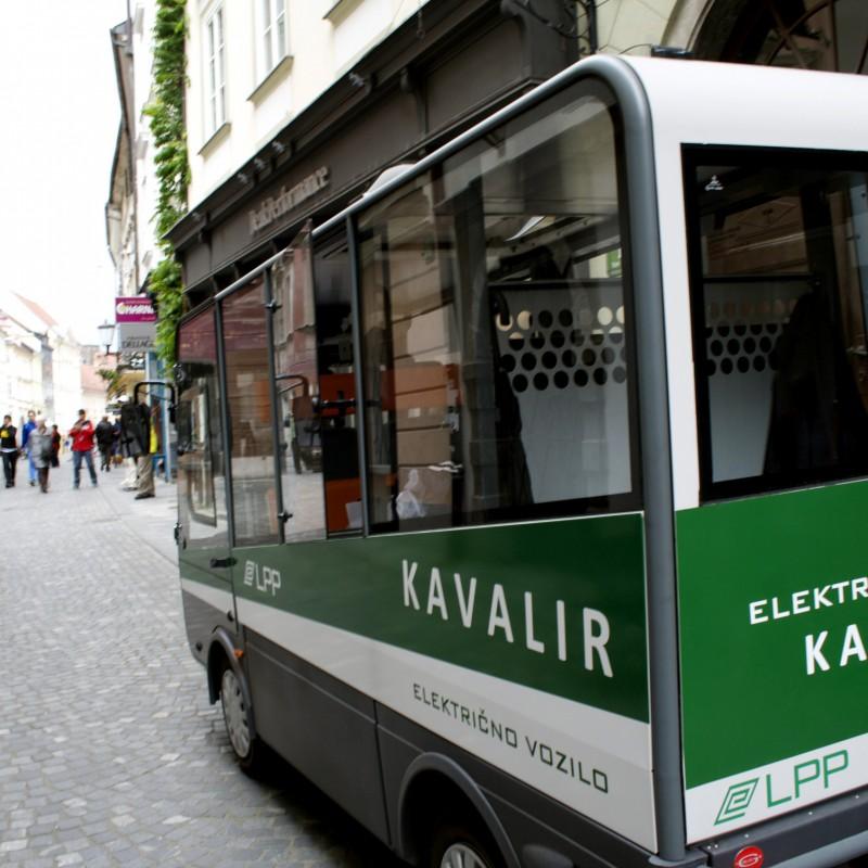 Public transport Ljubljana