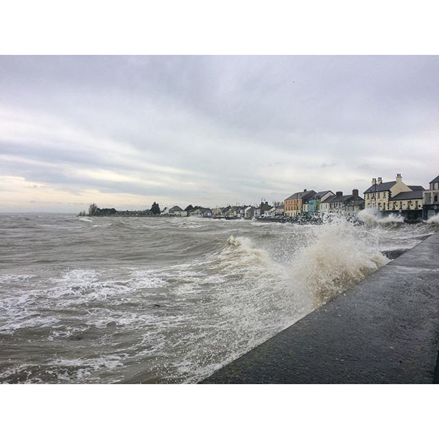 High winds at Blackrock #blog @insta_dundalk @instadundalk #dundalk #blackrock @dundalkdemocrat