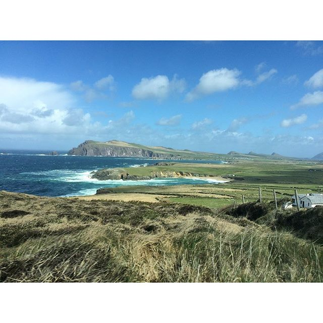 Slea Head direction #dingle #blog #ireland