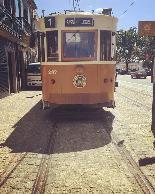 Argh #tram #blog #porto