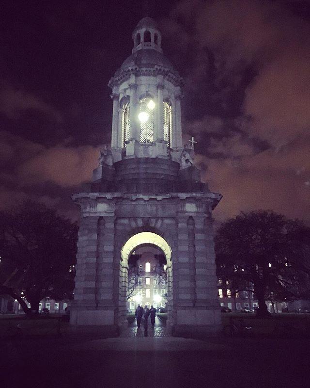 All Saint's Day oooooh #blog #dublin #trinity