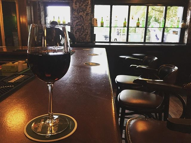 A night for the high stool #blog