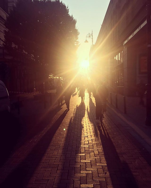 Blinded on South King Street #blog #dublin