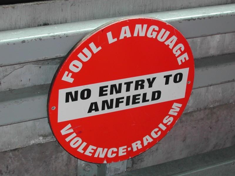 Football Anfield