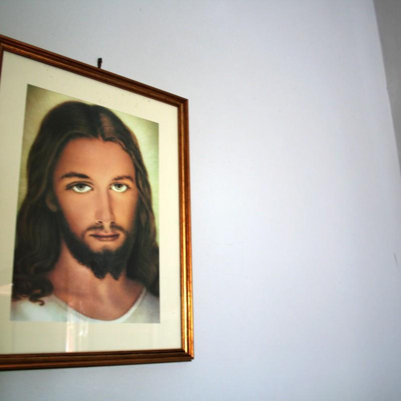 Blurry Jesus