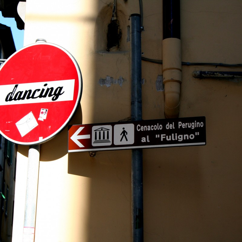 Dancing in Florence