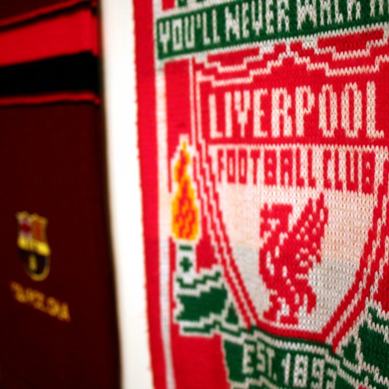 Champions League Liverpool Barcelona