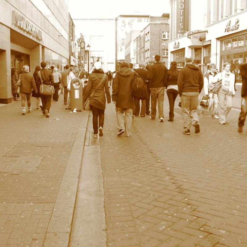 Dublin in the Rare Oul' Times