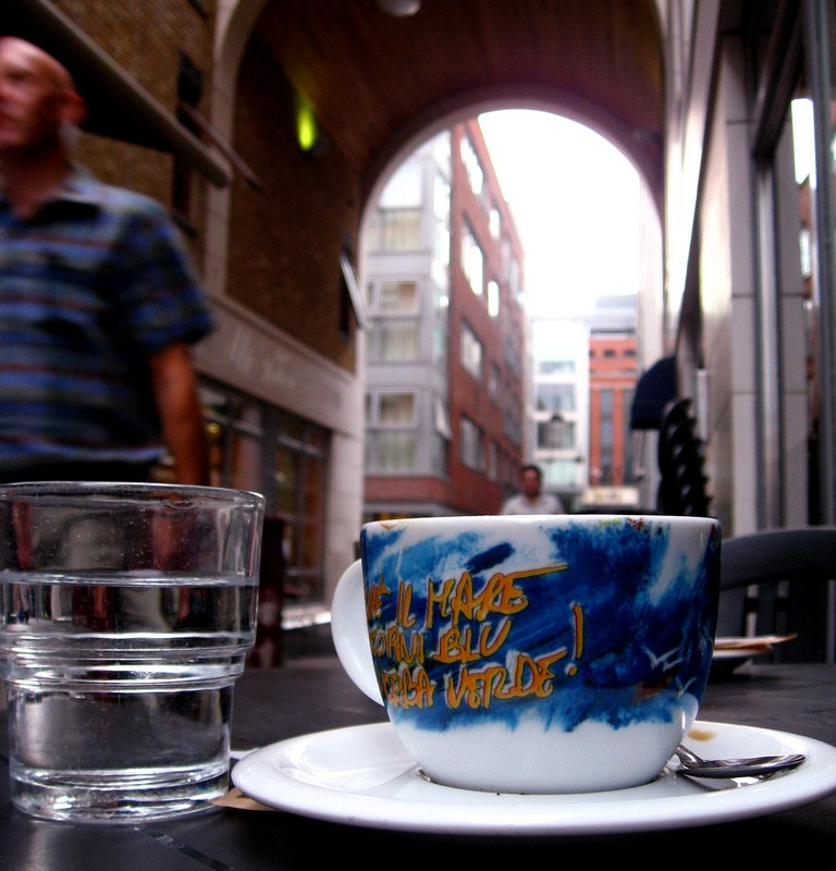 Coffee on Millennium Way