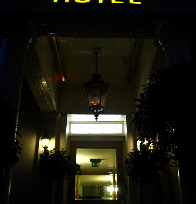 London Hotel - The Claverly?