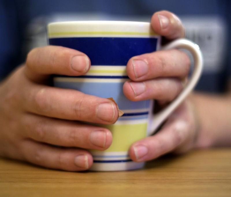 Cup of tea chez moi