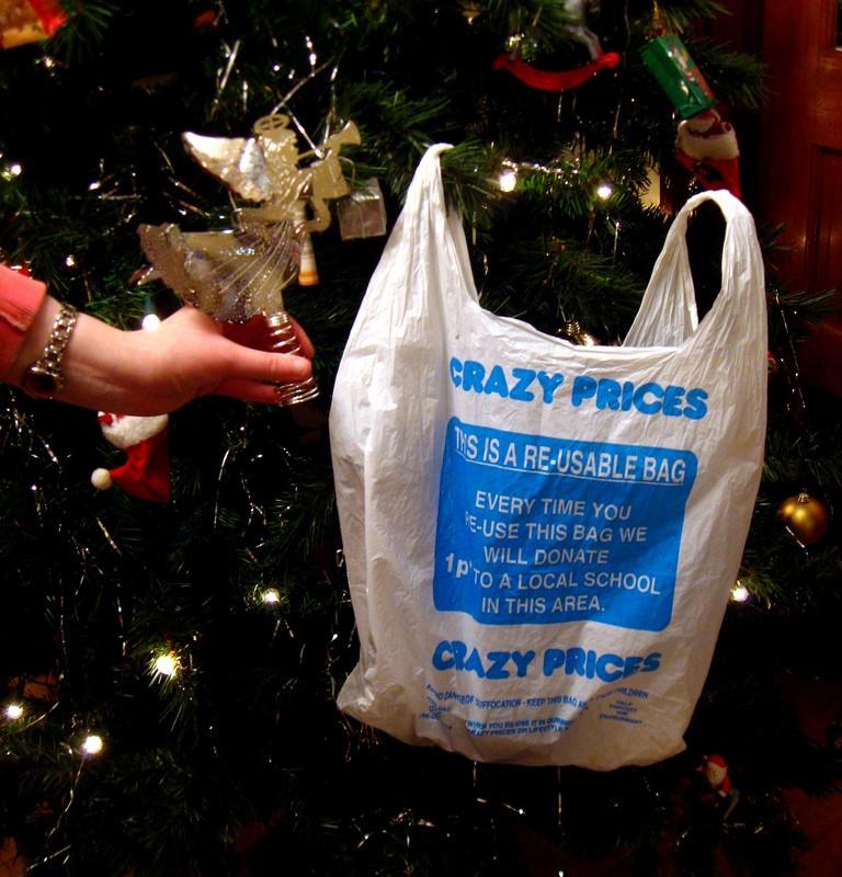 Crazy prices bag