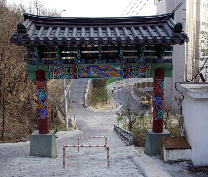 Inwangsa Seoul