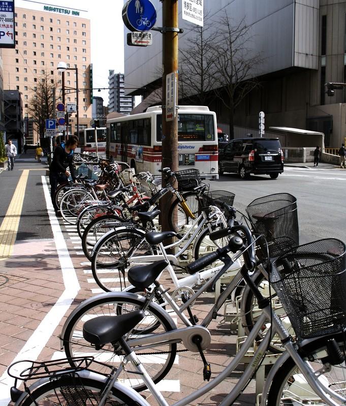 Fukuoka bikes