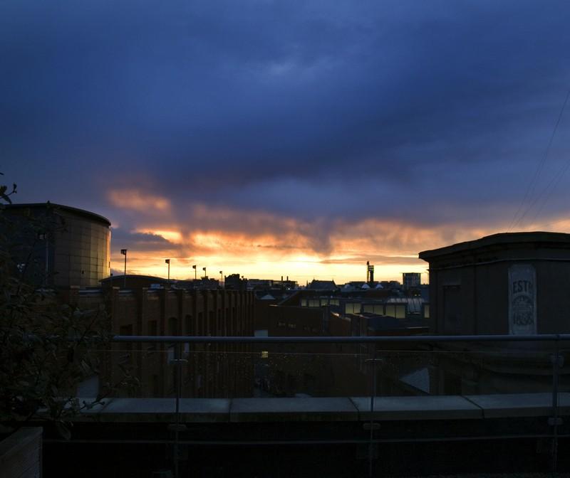 Sunset Dublin 1