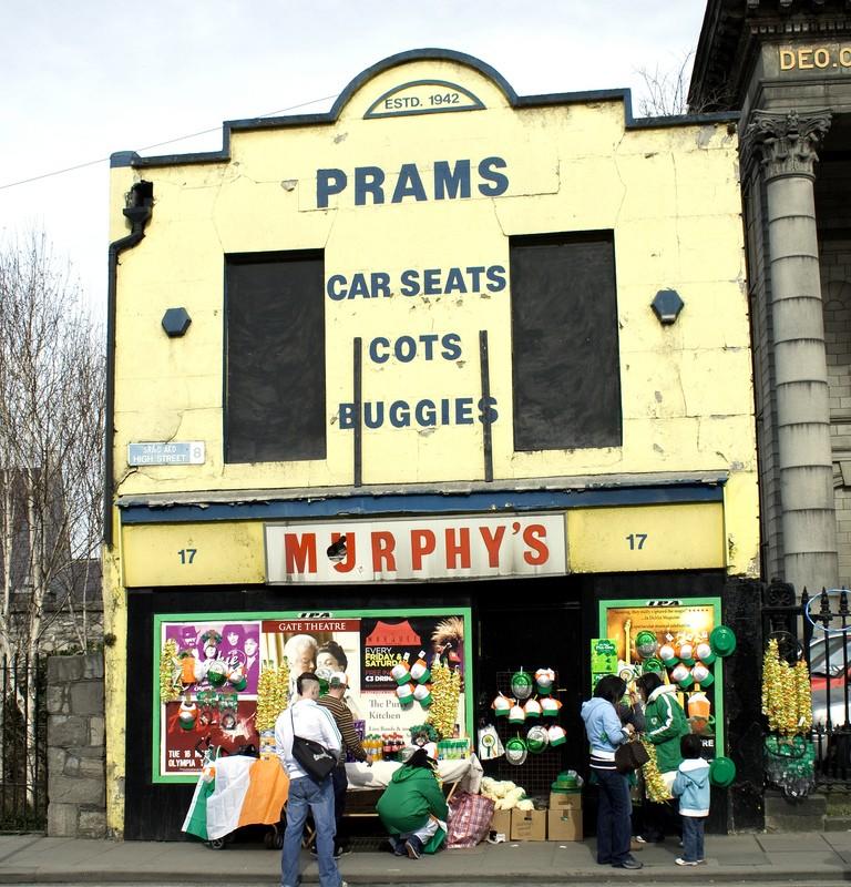 Murphy's Prams St Patrick's Day