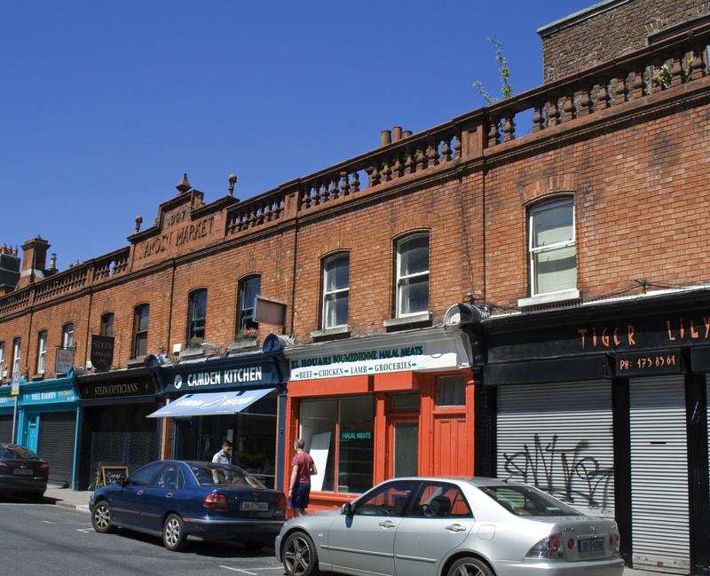 Camden Market Dublin