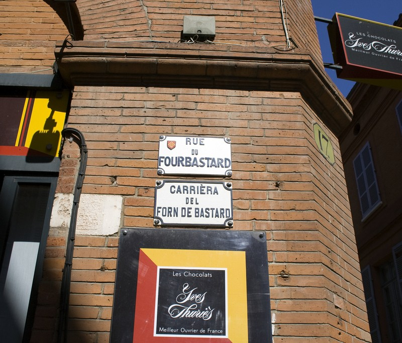 Rue de Fourbastard