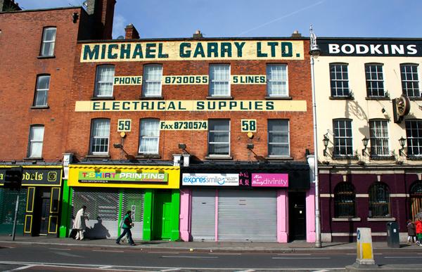 Michael Garry Bolton Street