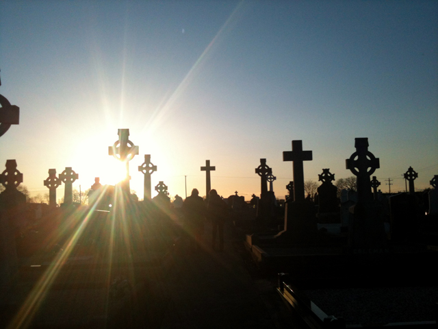 kilkerley graveyard