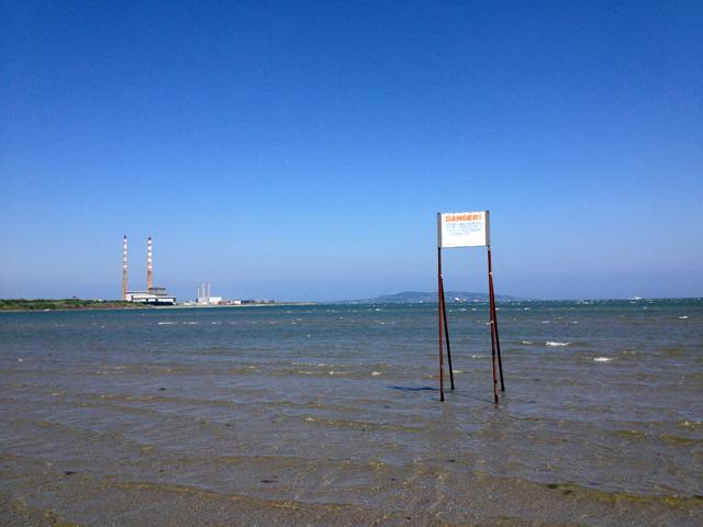 Sandymount danger