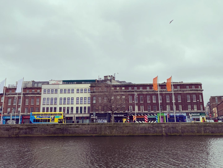 The colouredy quays